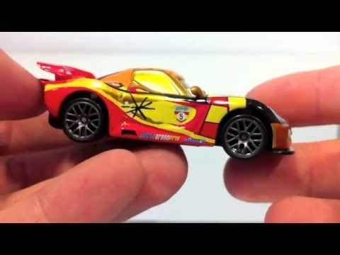 Cars 2 diecast miguel camino youtube - Coloriage cars 2 miguel camino ...