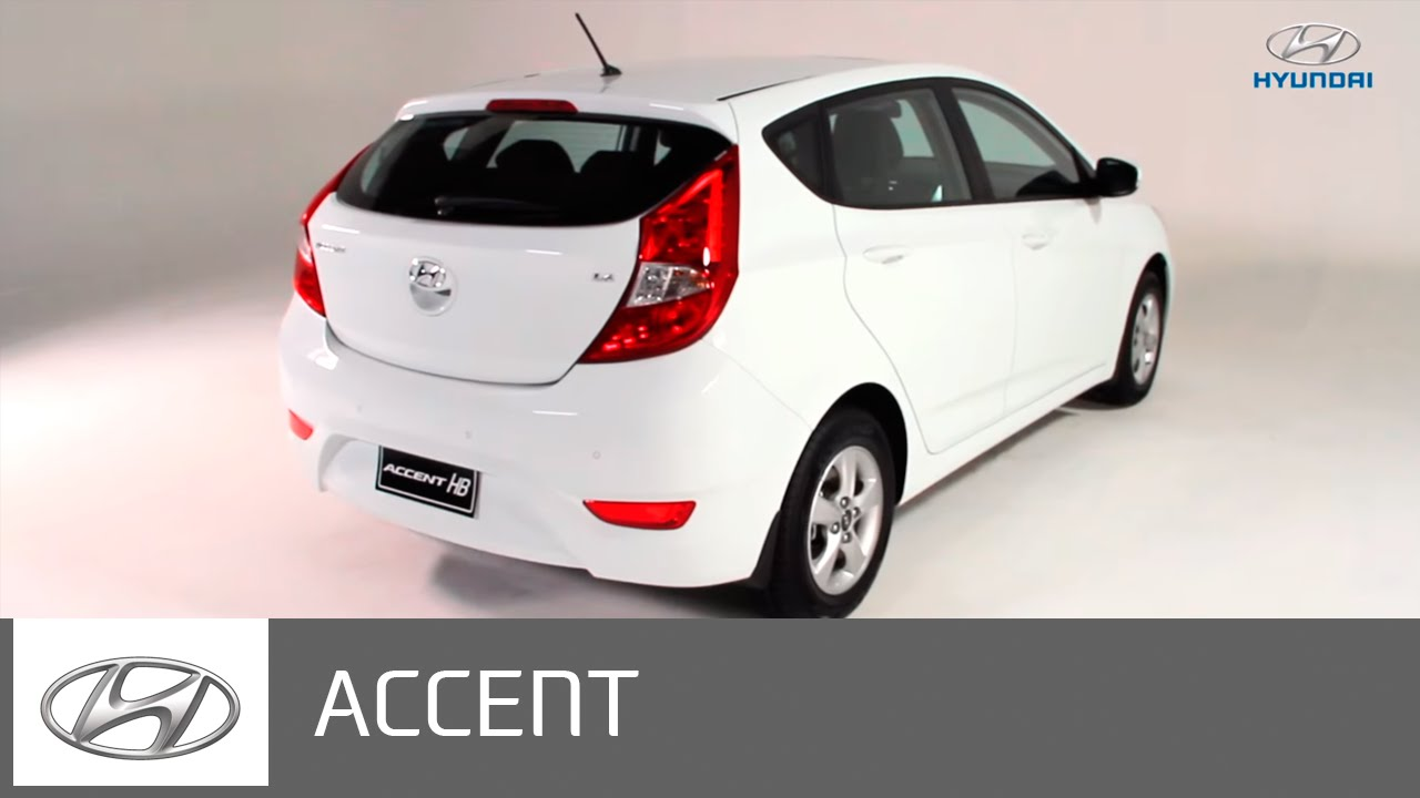 Hyundai Accent Hatchback >> Hyundai Accent Hatchback Youtube