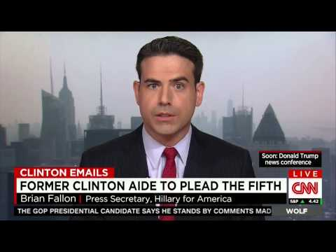 Clinton Campaign On CNN: Cheryl Mills Involved In Deleting Clinton Emails