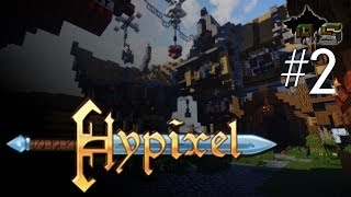 Hypixel #2 : TNT Wizzard [PVP]