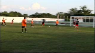 Gol de Gabriel - Copa São Francisco de Base - Remanso - Bahia