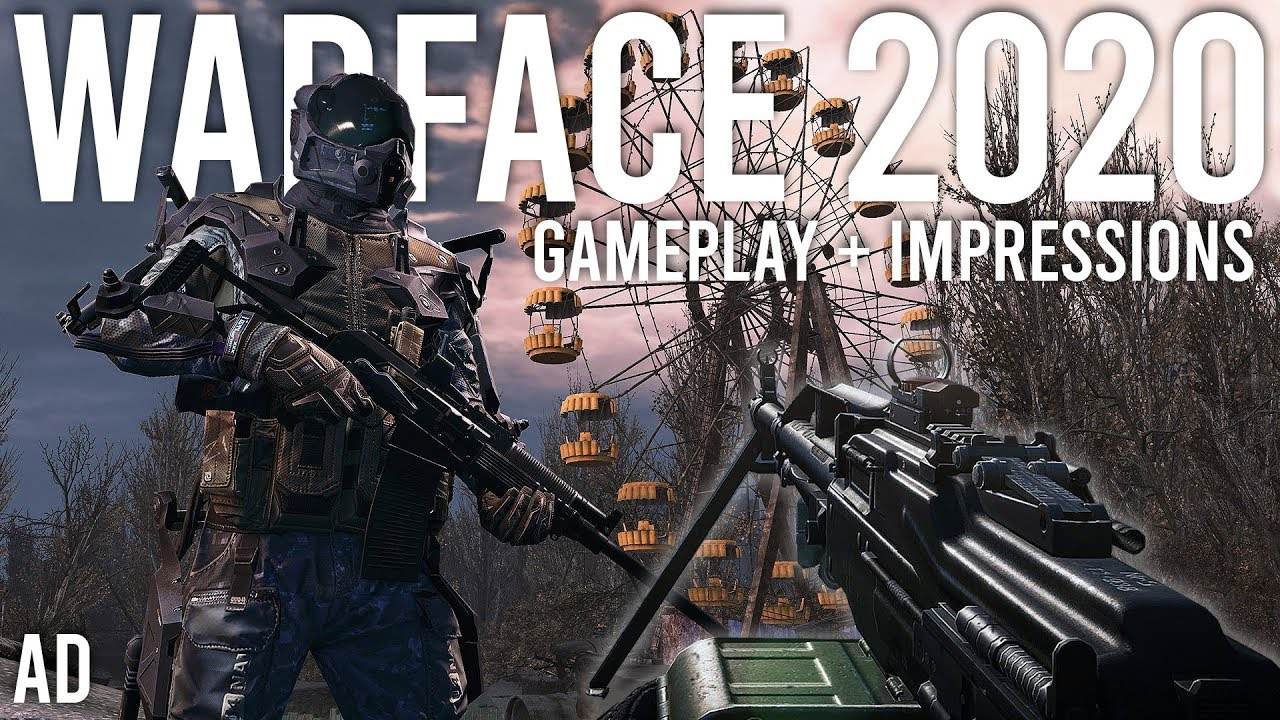 Warface 2020 - Gameplay and Impressions thumbnail