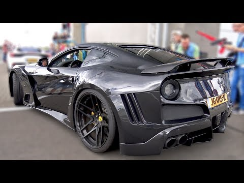 BEST SOUNDING Ferrari F12 EVER!! Novitec N-Largo S with iPE!