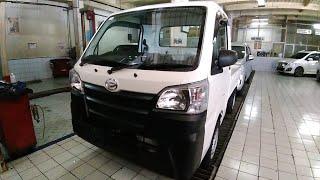 Daihatsu Hi-Max Std (Non AC & PS) First Impression Review Indonesia