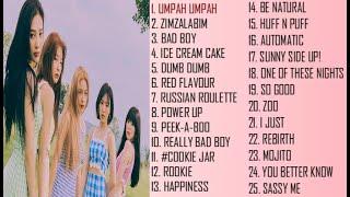 Baixar Red Velvet Best Songs Playlist