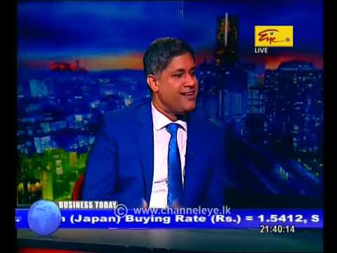 First Capital Holdings PLC - CEO's Interview on Channel Eye Business Today - 21.11.2018