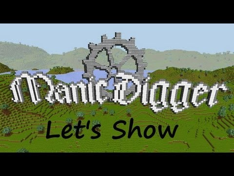 Let's Show Manic Digger