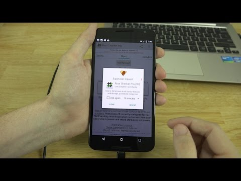The EASIEST WAY to Root the Motorola Google Nexus 6!