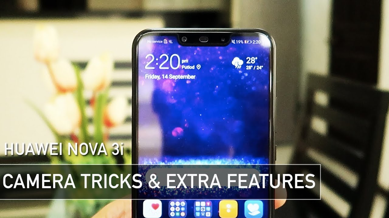 Huawei Nova 3i CAMERA Tricks & Best Extra Features   Zeibiz