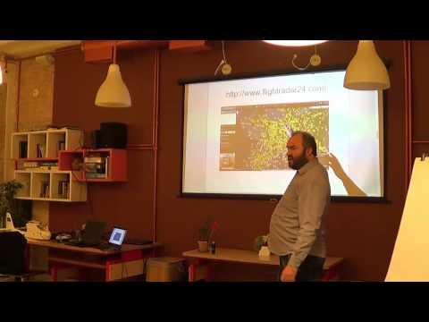 """Lviv R0bo Cafe Влад Панченко  Тема: """"Radio Direction Finding для виявлення коректувальників"""""""
