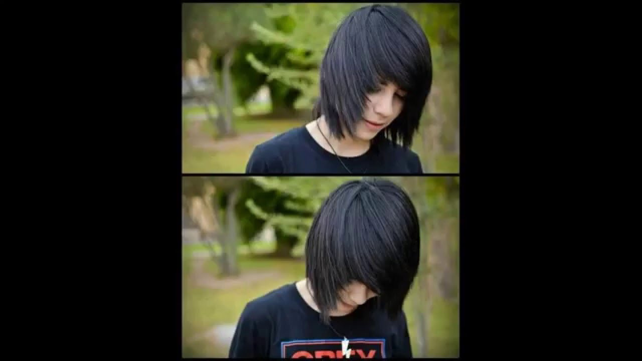 40 Sexy Emo Hairstyles For Guys Creative Ideas Youtube