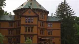 Antonin Pałac Radziwiłłów ulubione miejsce Chopina.