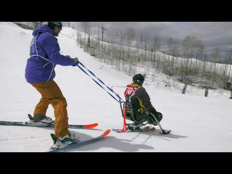Veteran Finds Renewed Passion on the Slopes