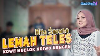 LEMAH TELES - NITA SAVANA ( OFFICIAL LIVE MUSIC VIDEO ) KOPLO MILENIAL VERSION