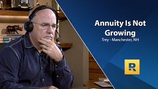 My Annuity Is Not Growing