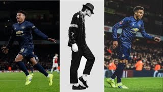 Jesse lingard moonwalk Celebration vs Arsenal (Michael jackson)