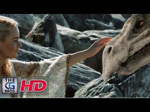 "CGI VFX Short Film: ""Dragon Child"" - by Dale Metz"