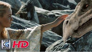 "CGI VFX Short Film: ""Dragon Child"" - by Dale Metz"