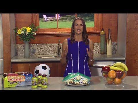 Healthy Sports Snacks for children