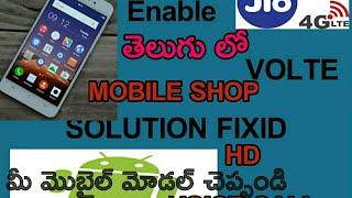 How to fix jio volte problem videos / InfiniTube