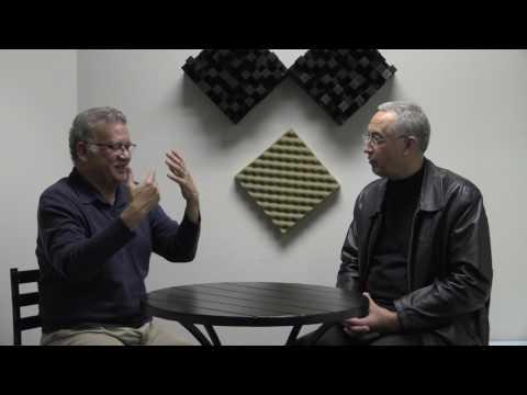 Glenn Robertson Interviewing Jazz Legend Gary Van Dyk African Musicians Trust Continued