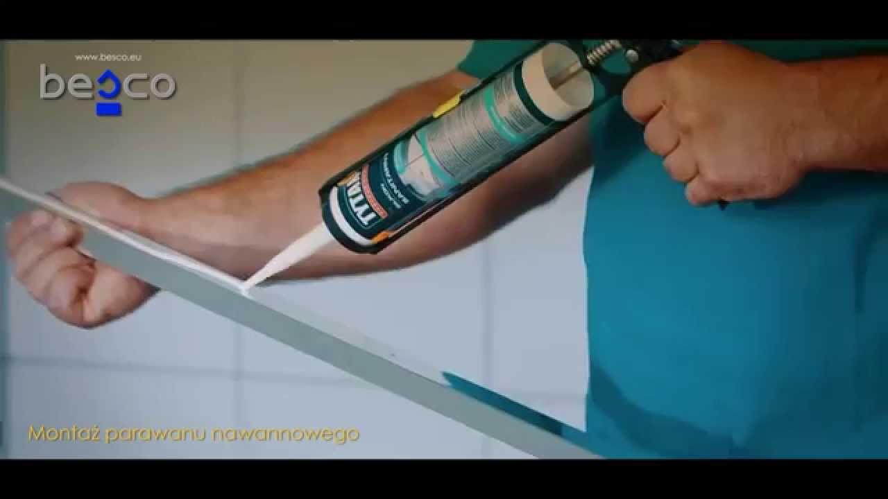 Einfache Duschwand Montageanleitung - Bestshop24.eu - YouTube