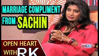 indian women cricketer mithali raj about marriage and compliment from sachin   open heart with rk
