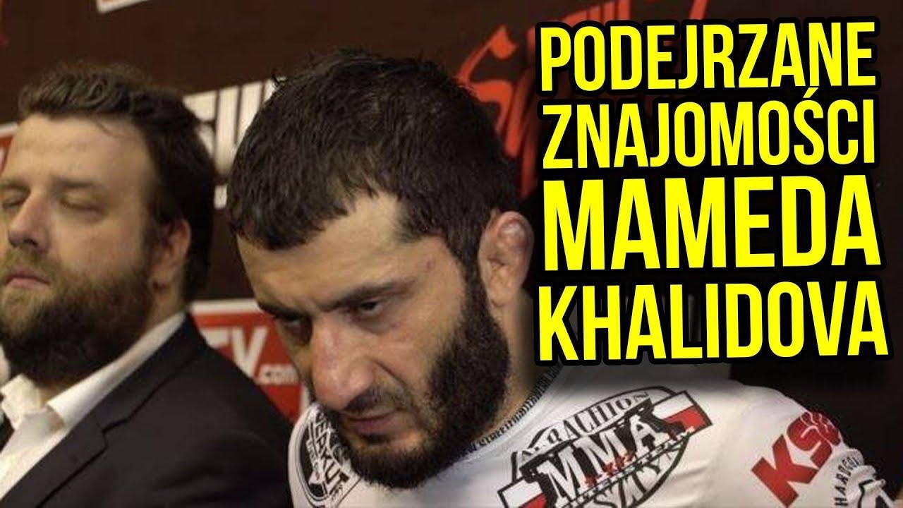 Niebezpieczne Powiązania Mameda Khalidova gwiazdy KSW – Radykalny Islam w Polsce