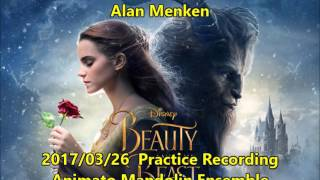 20170326 Beauty and the Beast (Practice) - Animato Mandolin Ensemble
