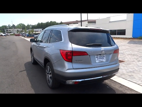 2017 Honda Pilot Marietta, Atlanta, Roswell, Woodstock, Kennesaw, GA 489144