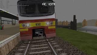 SNCB NMBS Test Ligne Antwerpen Brussels V1.1 / AM86