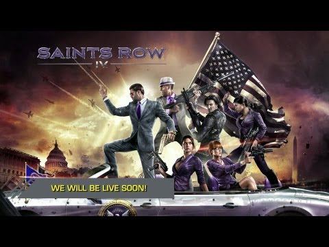 Saints Row IV - Now Playing