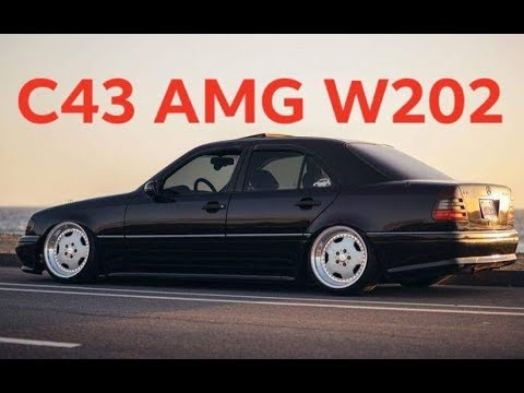 Ultimate Mercedes Benz C43 AMG W202 Exhaust Sound Compilation HD