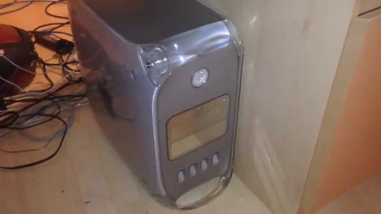 Power mac g4 install disk download