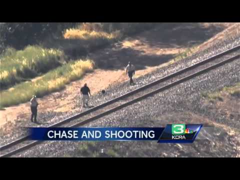 Yuba County high-speed chase ends in shooting