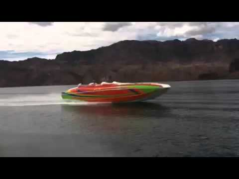 2007 Magic Deck Boat 30' in Lake Havasu City, AZ - YouTube