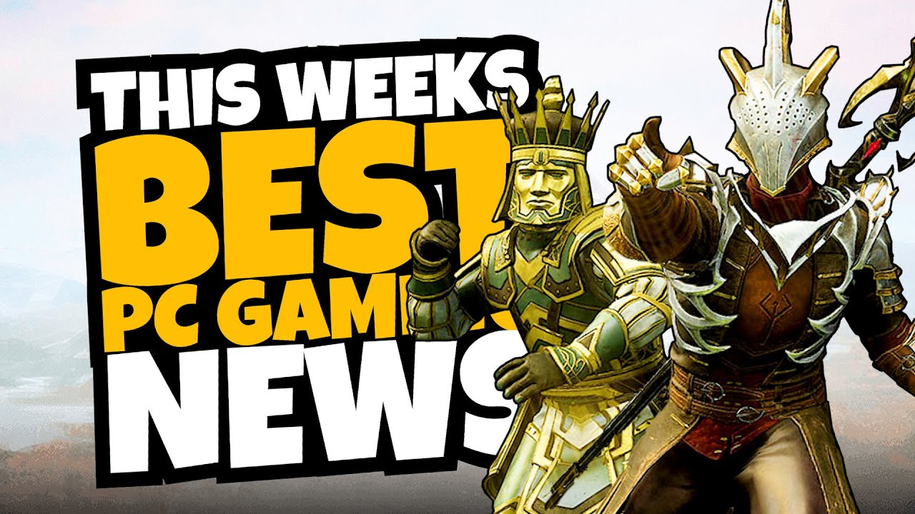 New World Beta, Darktide Delay, FFXIV Growth | This Weeks PC Gaming News