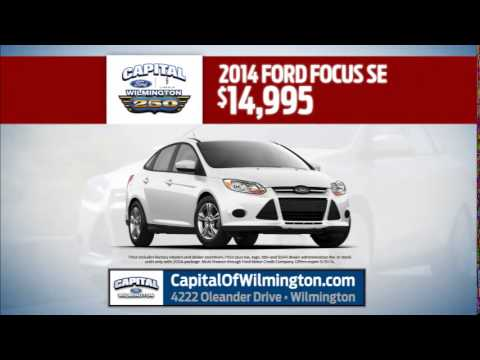 Capital Ford of Wilmington May 250 Focus Fusion