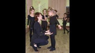 Осетинские танцы  Танцуют дети УРОКИ