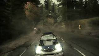 NFS: Most Wanted - Career ending