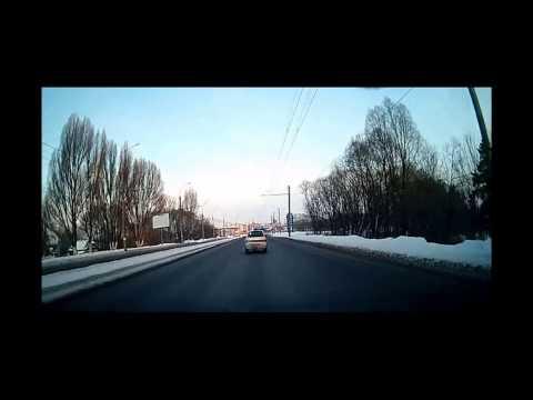 Брянск из салона автомобиля... № 1