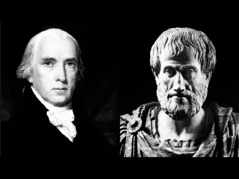 Noam Chomsky on Madison and Aristotle