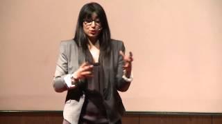La singularité : Fatym Layachi at TEDxEMI