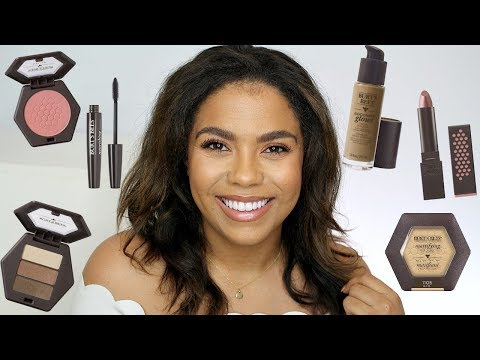 Chit Chat Get Ready with Me: Burt's Bees Makeup!