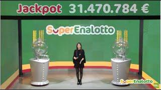 SuperEnalotto - Estrazione e risultati 07/03/2020