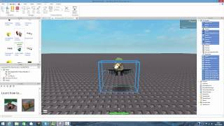 making a model and a obj of your character roblox
