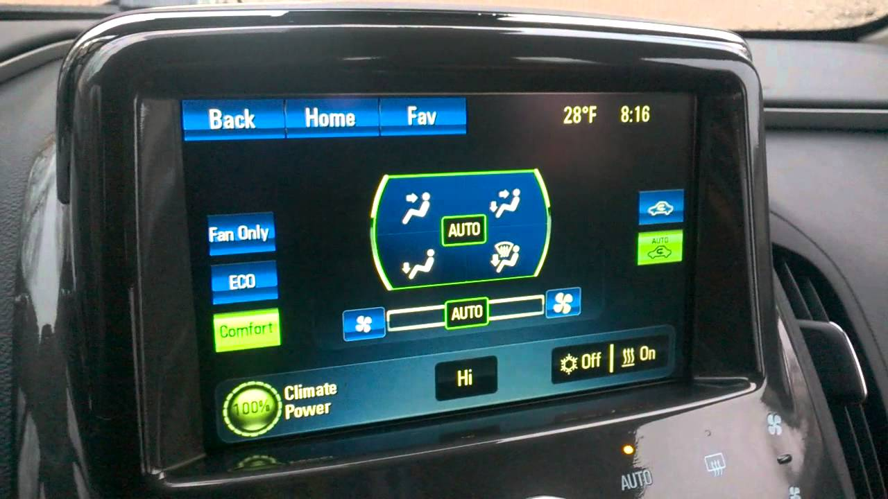 problem with the heater on my 2014 chevrolet volt youtube. Black Bedroom Furniture Sets. Home Design Ideas