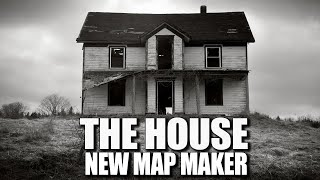 The House - New Map Maker (Call of Duty Zombies Map)