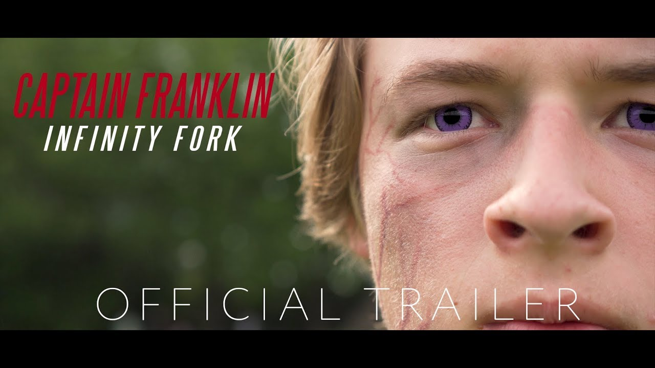 Captain Franklin: Infinity Fork | Official Trailer