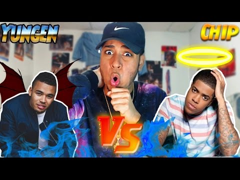 Chipmunk VS Yungen   American Listens to UK Grime Beef #2 UH OH!(Diss Tracks Reaction)Punk , Riddim